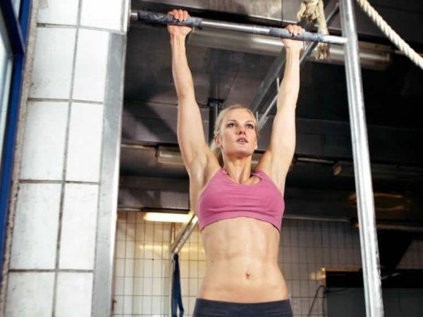 Exercícios para fazer em casa: Barra fixa