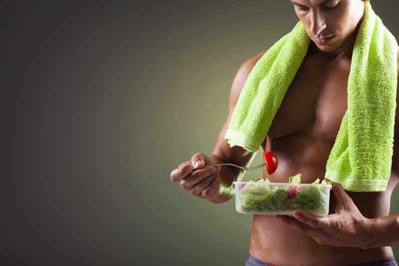 Como ganhar massa muscular: alimentação correta