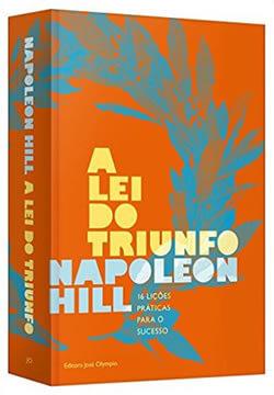 A Lei do Triunfo, livro de Napoleon Hill