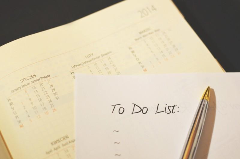 Simplificar sua lista de coisas a fazer