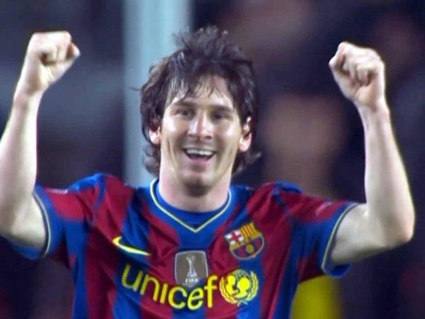 Messi 2010