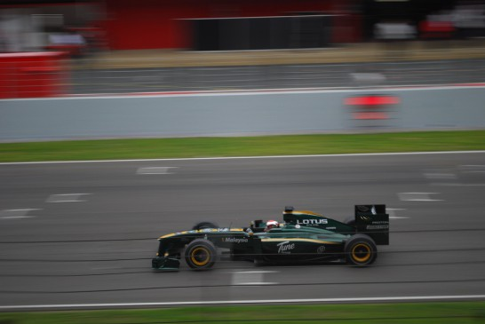 Lotus Fórmular 1 de Jarno Trulli