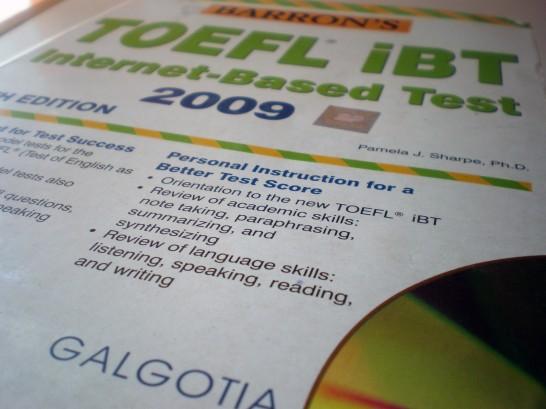Como tirar o TOEFL