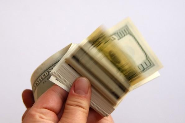 Patrimônio líquido em dinheiro