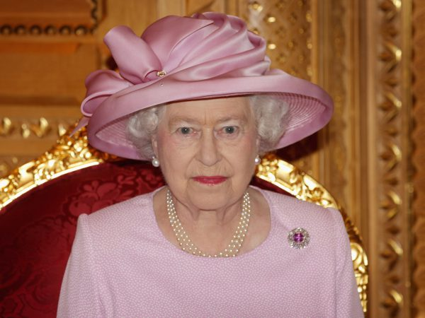 Inglês com a Rainha Elizabeth II