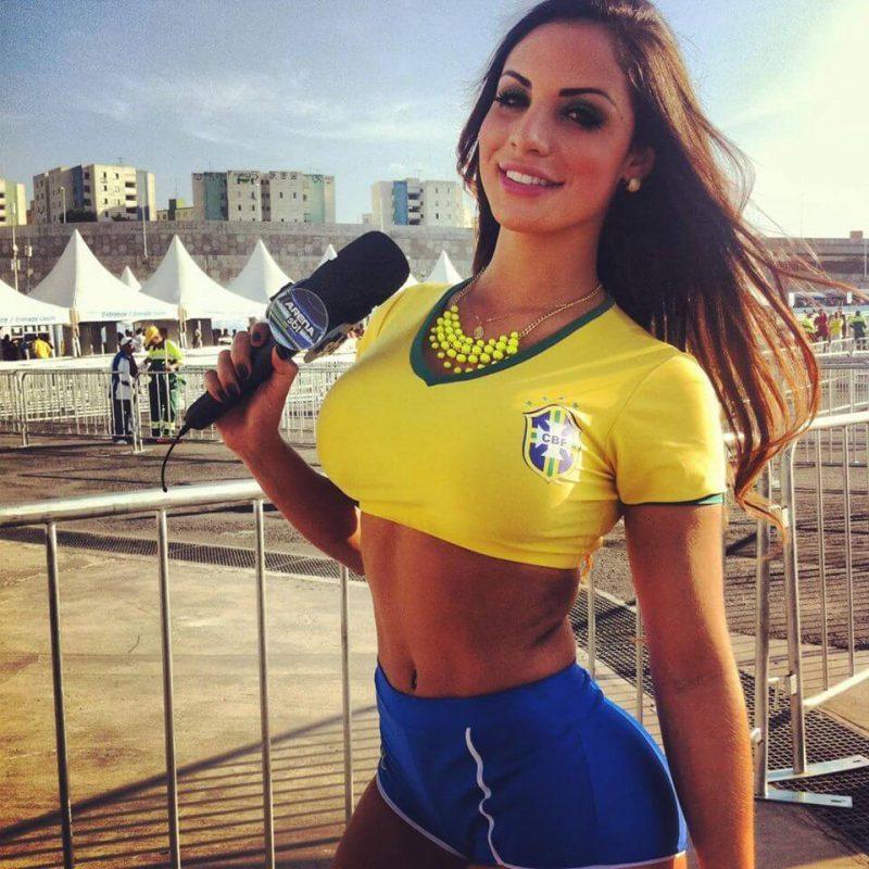 Medidas das Panicats - Aline Mineiro 2015