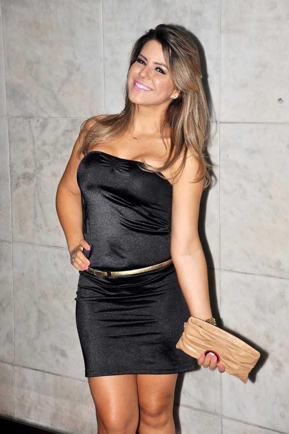 Tânia Oliveira, uma das primeiras panicats