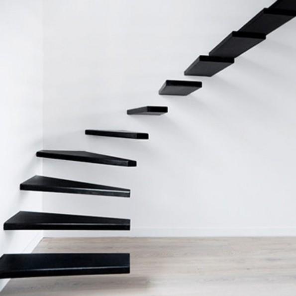 Escada do minimalismo