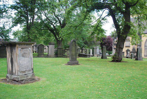 Cemitério de Edimburgo
