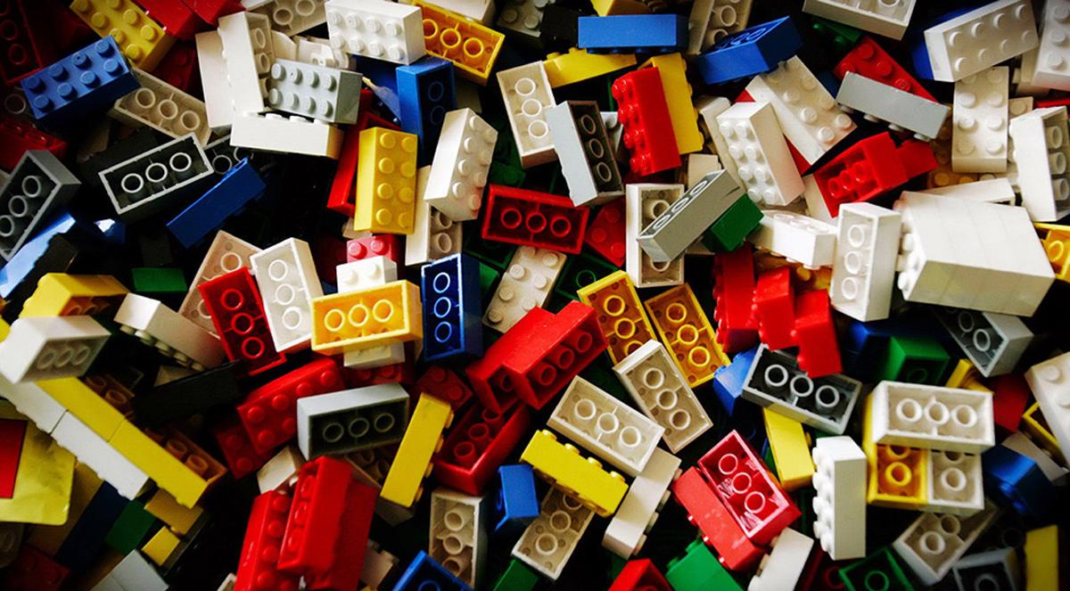 desafio de lego