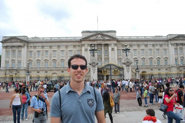 Londres - Palácio de Buckingham