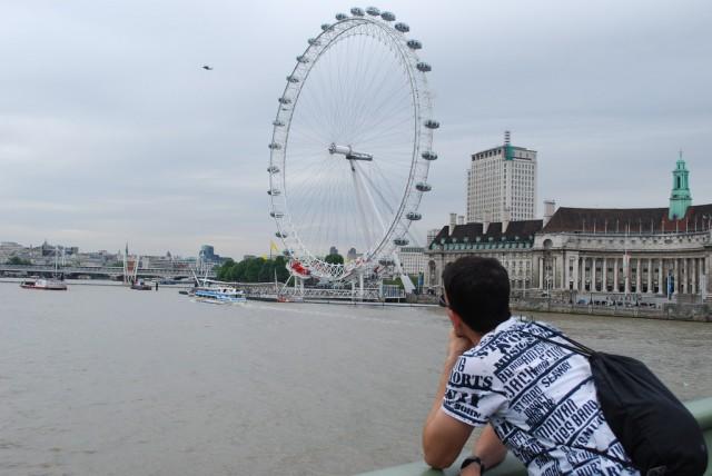 Londres - roda gigante London Eye