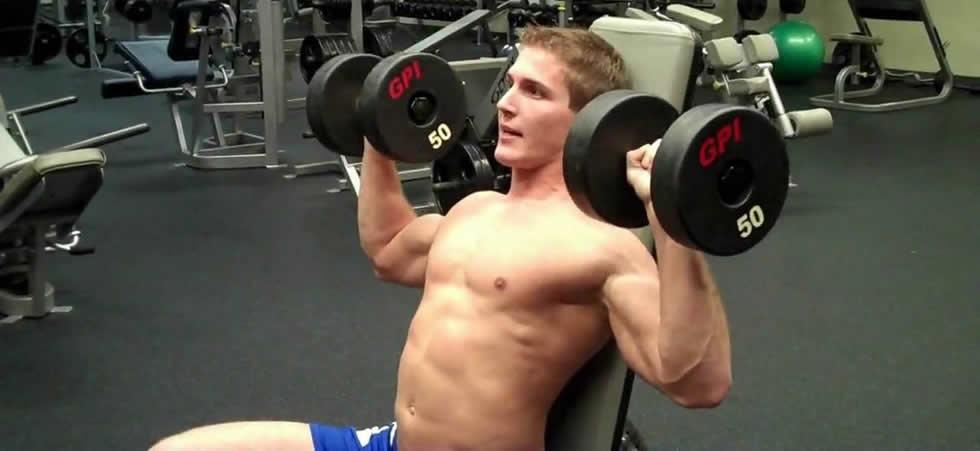Melhores exercícios para ombros