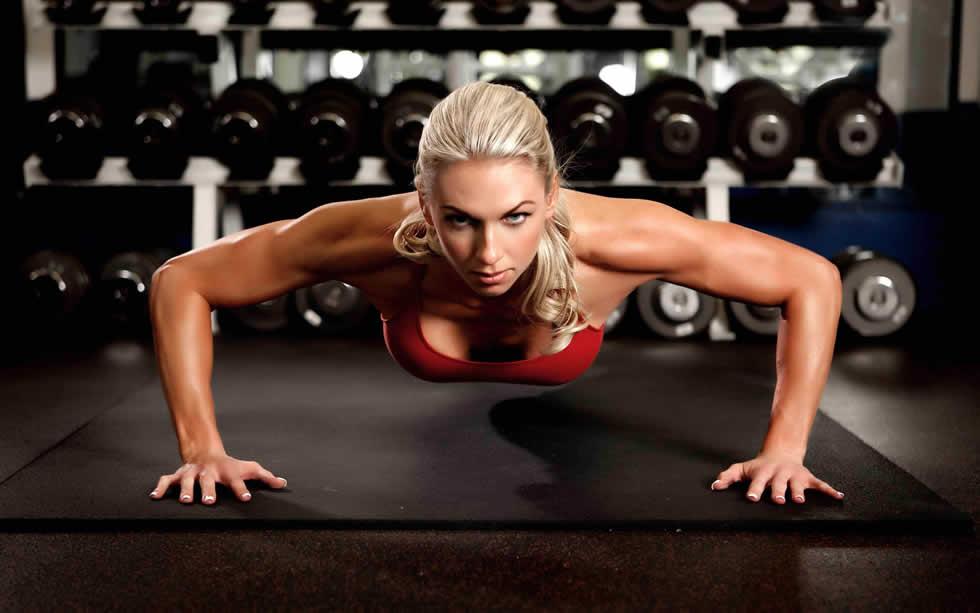 Melhores exercícios - flexão