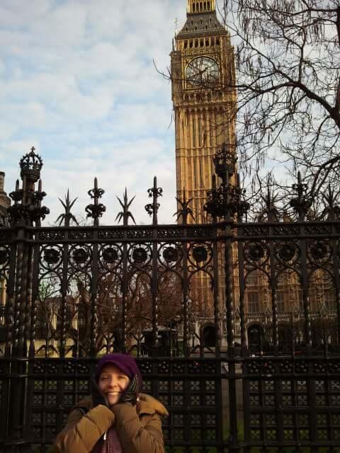 Morar fora em Londres