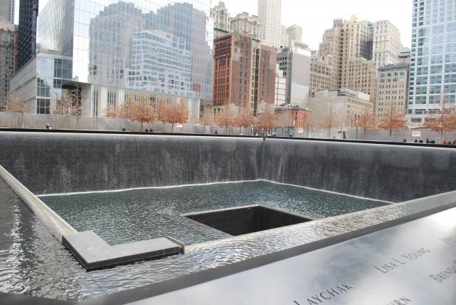 Memorial 11 de Setembro em Nova York
