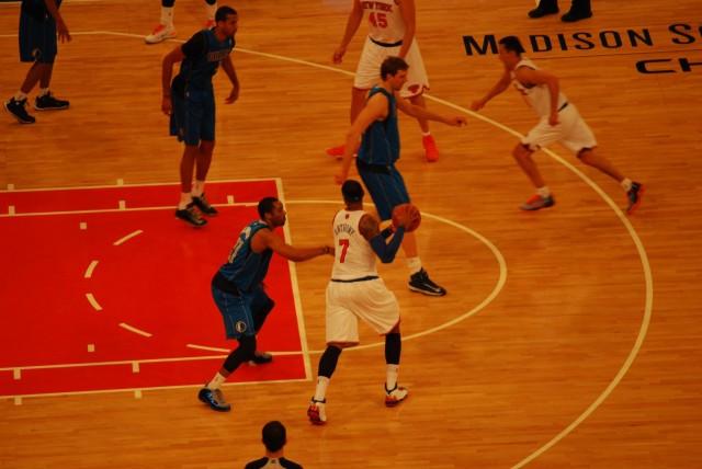 NBA em Nova York