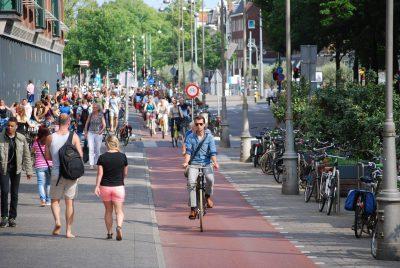 Ciclovia de Amsterdam