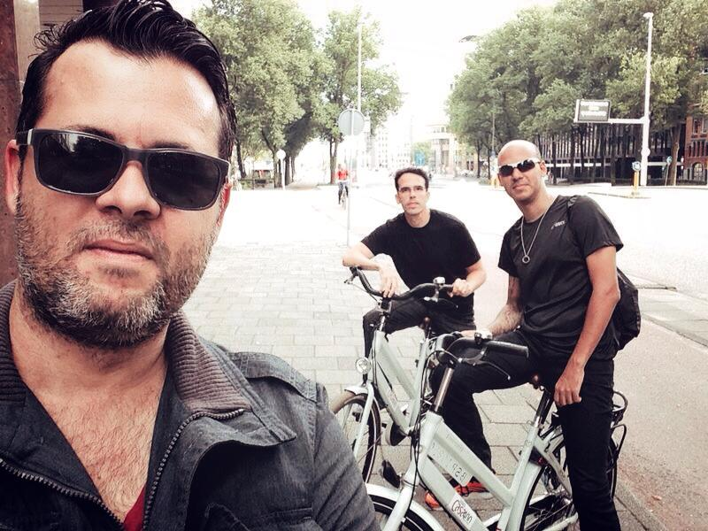 Bike em Amsterdam