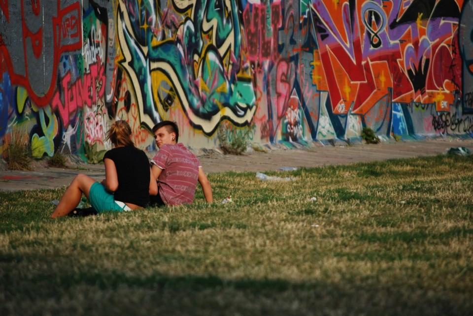 Muro de Berlim na East Side Gallery