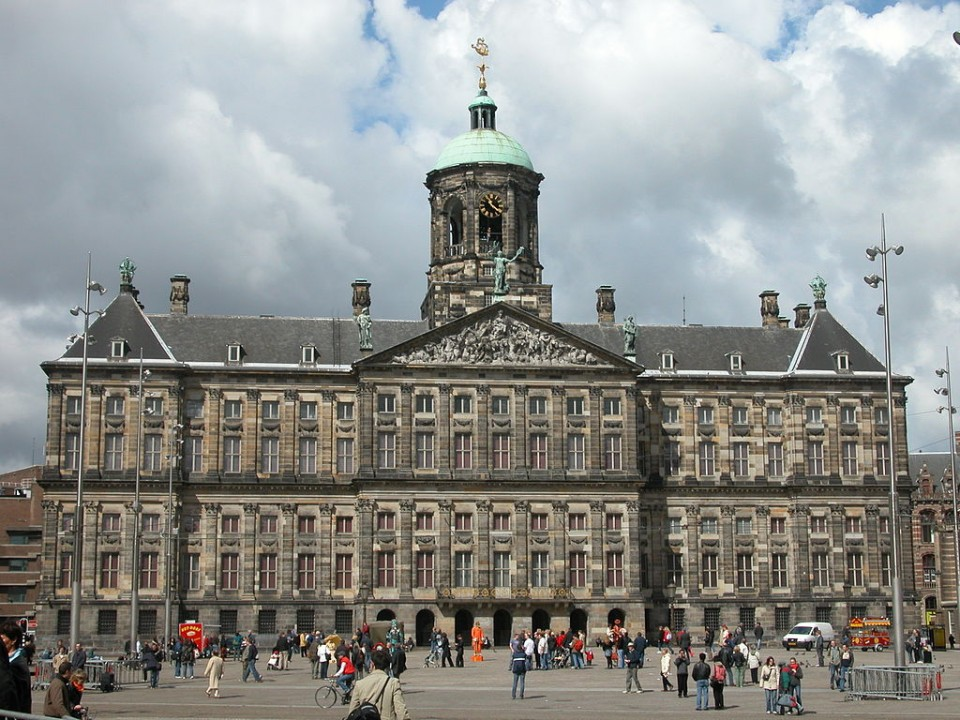 Palácio Real de Amsterdam