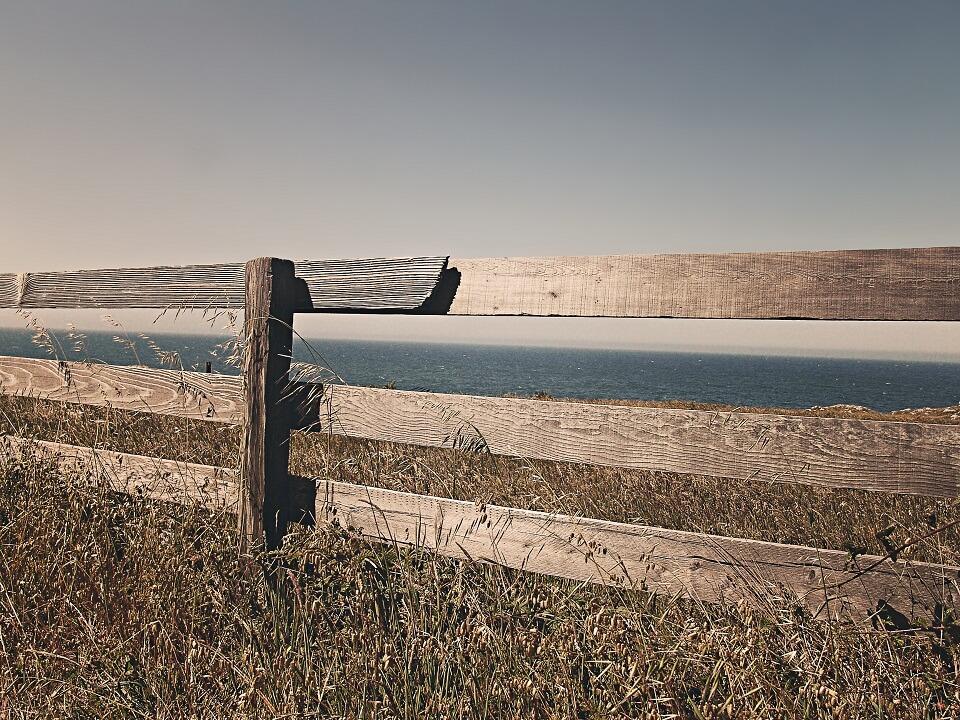 ambiente físico da cerca