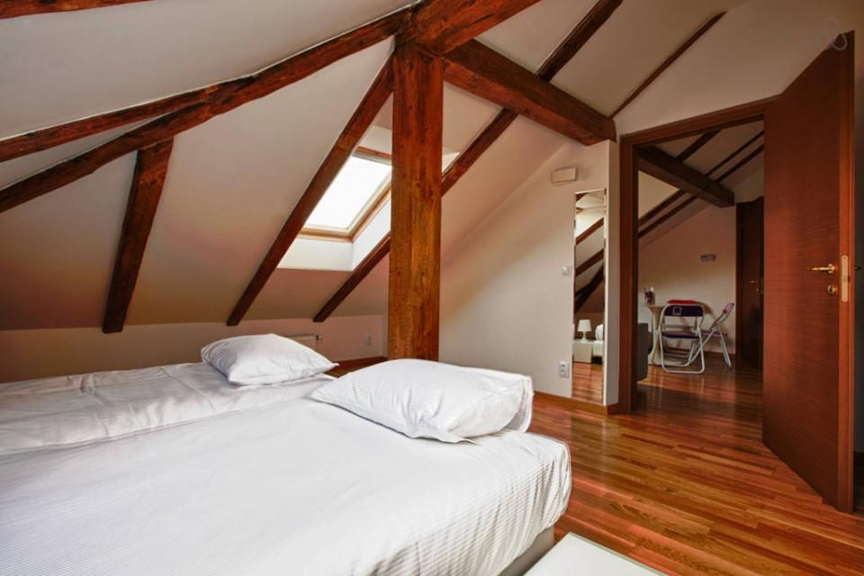 Airbnb Praga