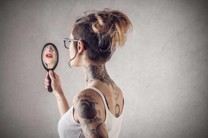 Trabalhar com o que ama no espelho
