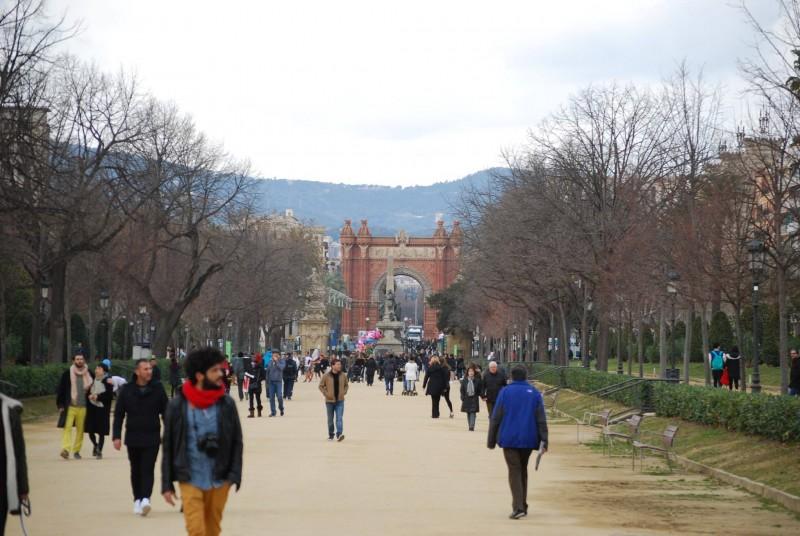 O que fazer em Barcelona? Ir ao Parc de la Ciutadella, um dos meus lugares favoritos na cidade.