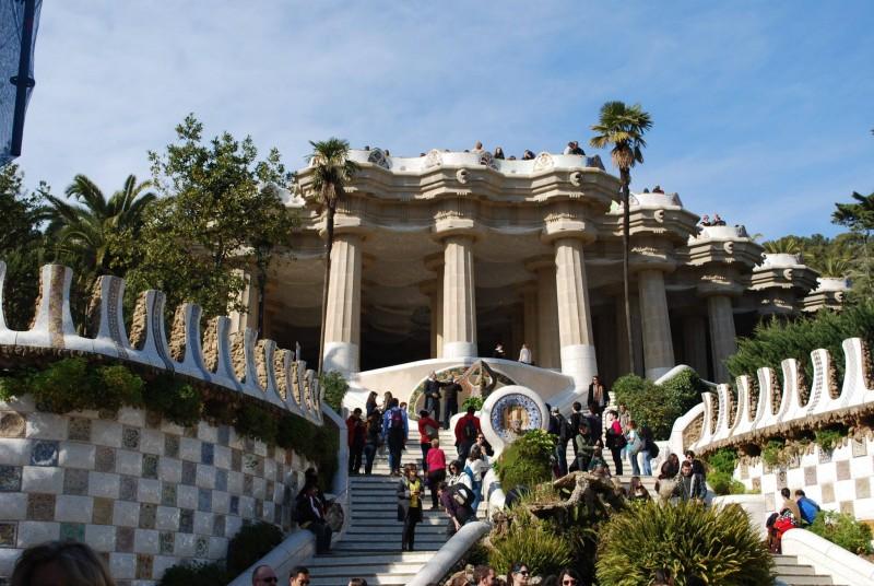 O que fazer em Barcelona: Parc Güell