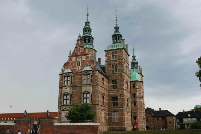 Rosemborg Slot, Copenhagen