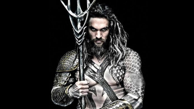 Tatuagens Maori Aquaman