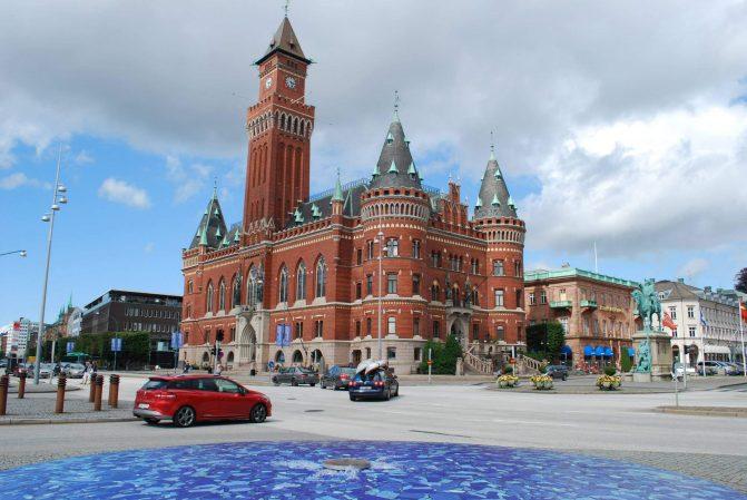 Radhuset de Helsingborg