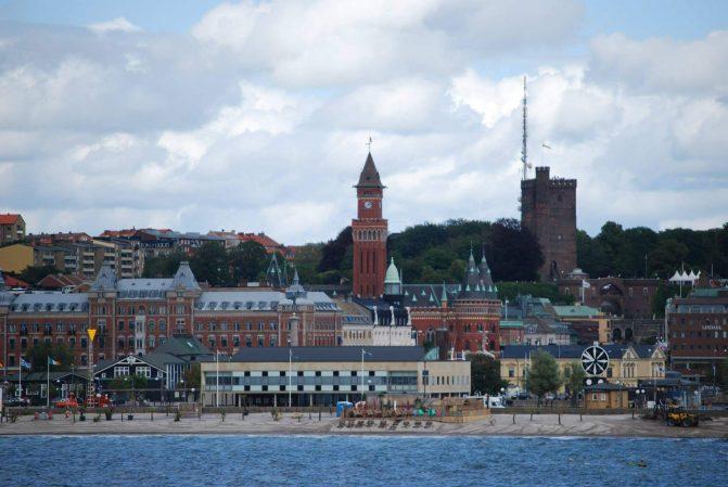 Helsingborg para turismo