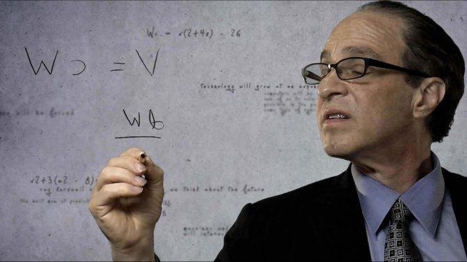 Ray Kurzweil biohacking