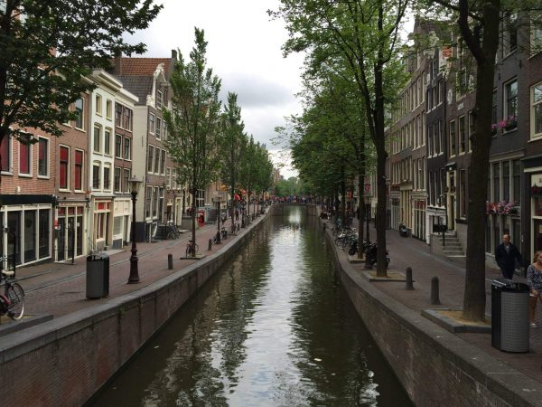 Amsterdã - Anne Frank