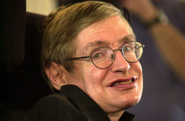 Stephen Hawking Resiliência
