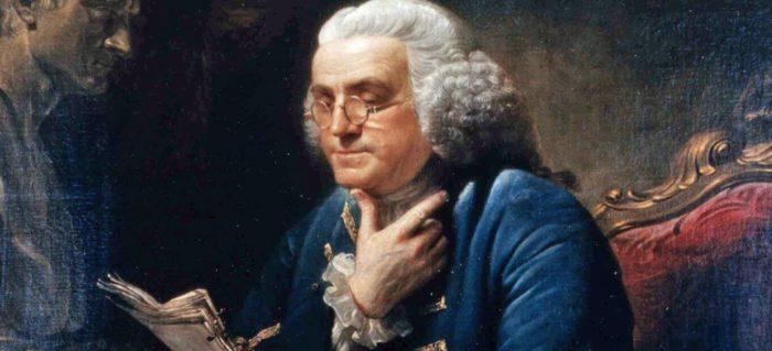 Rotina Noturna de Benjamin Franklin