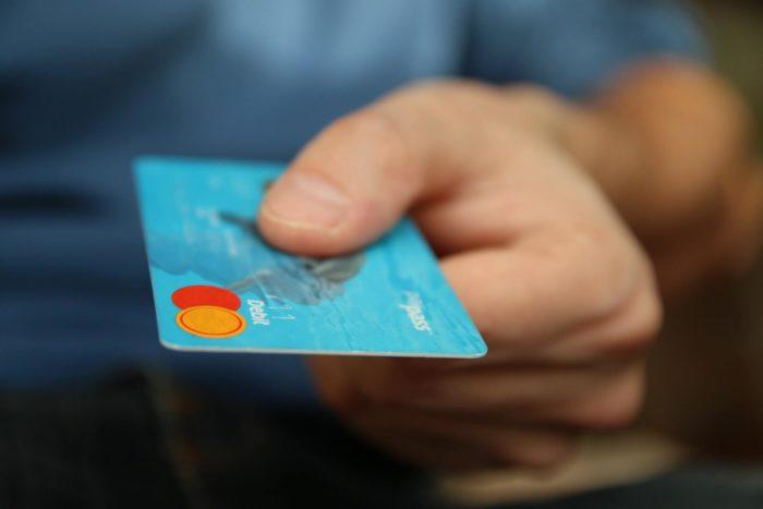 Cartão de débito