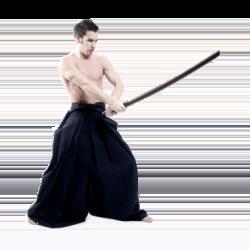Logo do grupo Praticar uma arte marcial