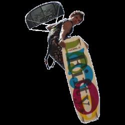 Logo do grupo Fazer kitesurf