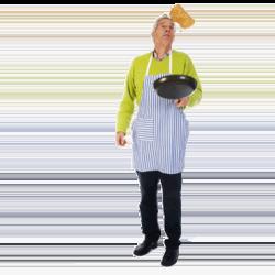 Logo do grupo Cozinhar como um chef