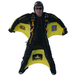 Group logo of Voar de wingsuit